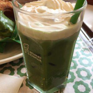 スピクラ,抹茶オレ豆乳ホイップ