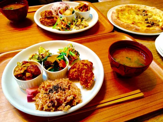 新宿,自然食