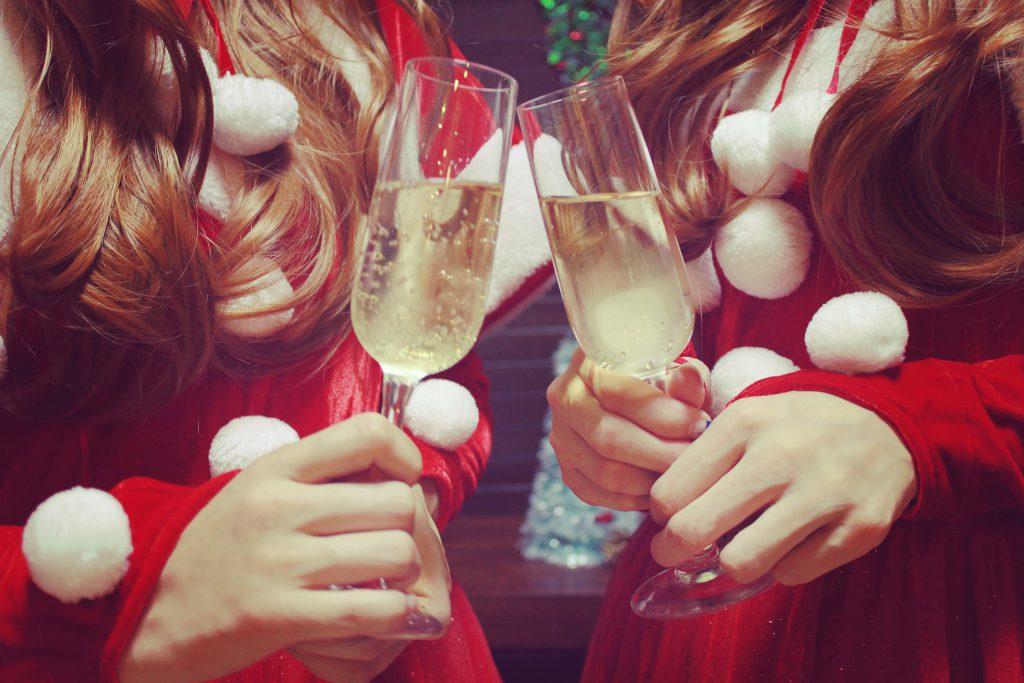 クリスマス女子会