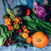 乾燥対策,緑黄色野菜